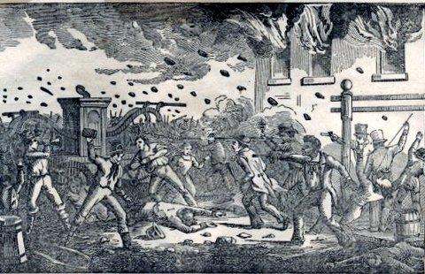 California House Riot