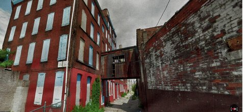 Paschall's Alley