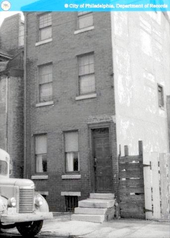 904 Rodman Street - taken in 1964