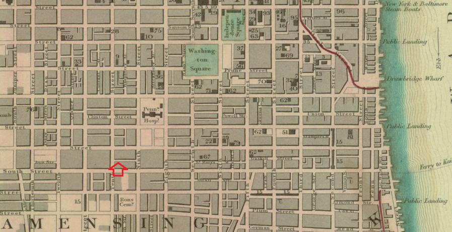 Bonsall Street
