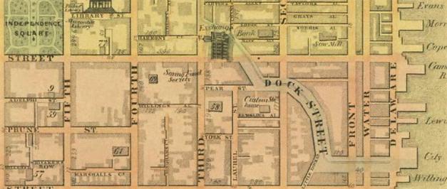 Dock Street Map 2