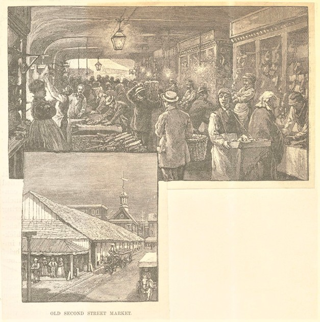 Old Second Street Market