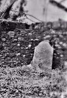 Welsh graveyard