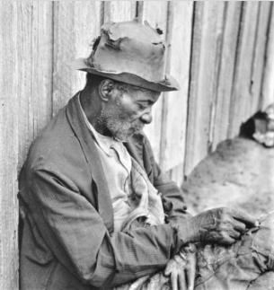 Former slave - Alabama