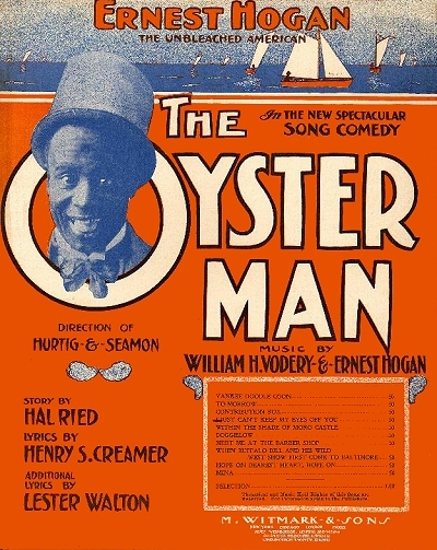 oysterman song
