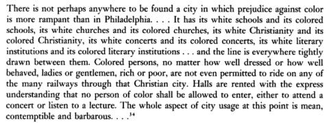 Philadelphia in 1854