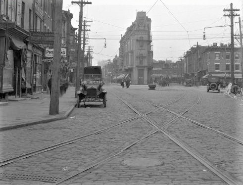 passyunk and 5th 1920