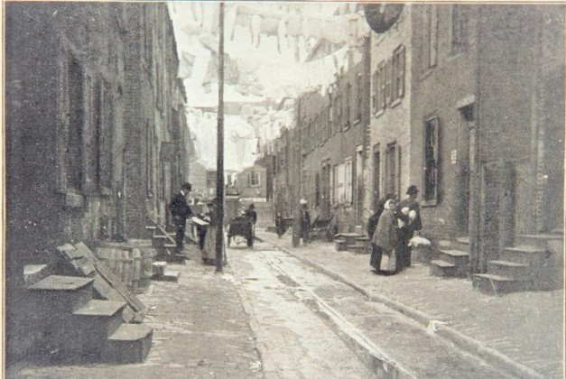 street near starr gardens 1905 hsp-some call it home