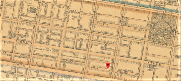 Rodman map