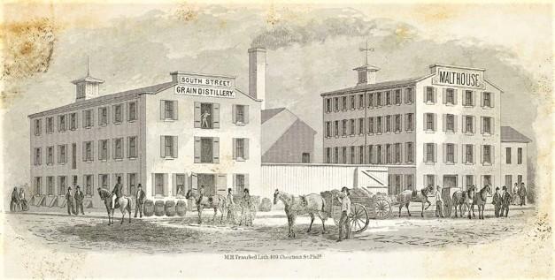 Grain Distiller