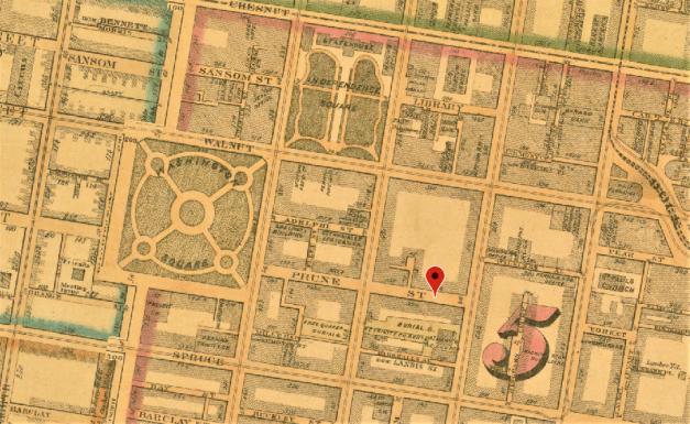 Polk map