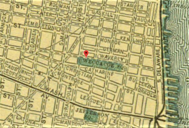 Weccacoe 1903