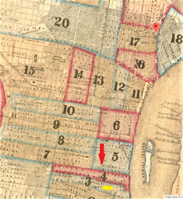 Rhoades Map