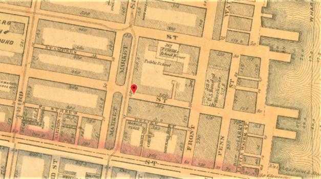 Palmer map