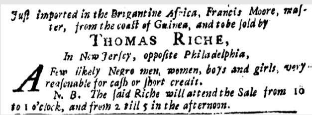 Thomas Riche