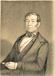 Edward D. Ingraham portrait