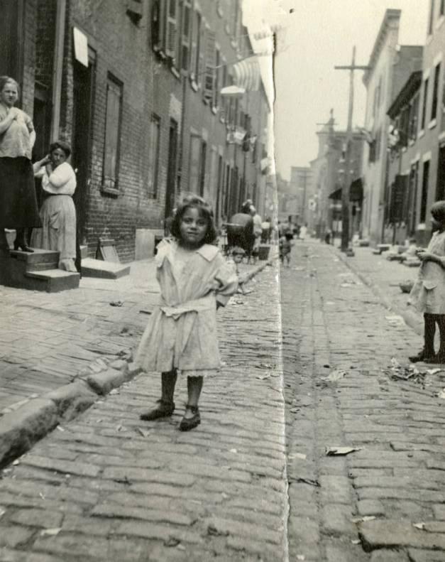 Mildred street 1920