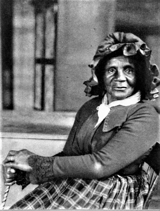 Negro woman-NY Pu Li Digital collection