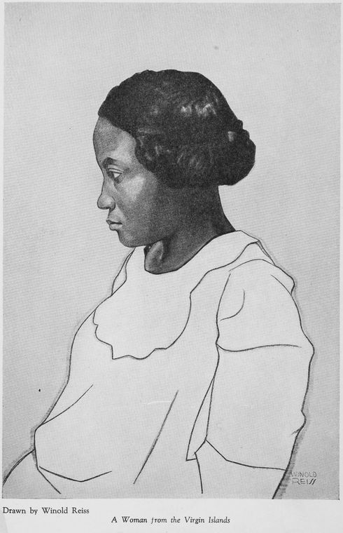 NYL Negro woman
