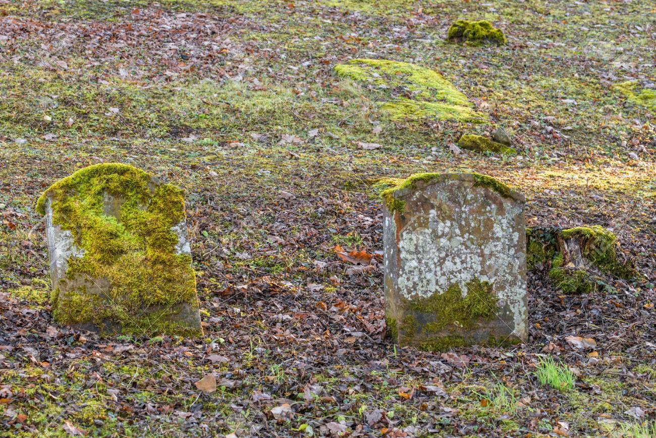 weathered-tombstones